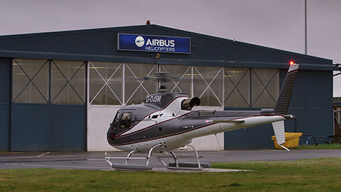 Airbus Helicopters: Maintenance in the UK